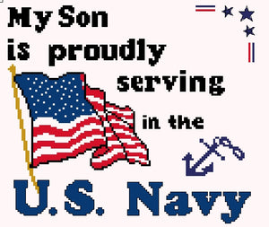 Proudly Serving Navy Kit