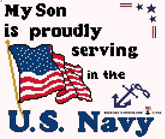 Proudly Serving Navy