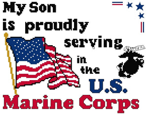 Proudly Serving Marine Corps