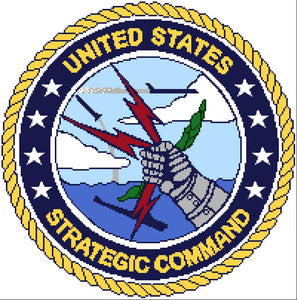 Strategic Command (STRATCOM) Emblem (Old)