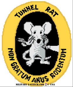 Tunnel Rat Insignia