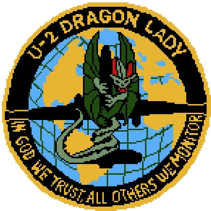 U-2 Dragon Lady Insignia