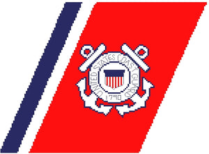 Coast Guard Flag Kit