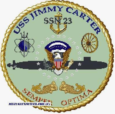 USS Jimmy Carter Kit
