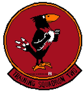 VT-2 Doerbirds Training Squadron Insignia