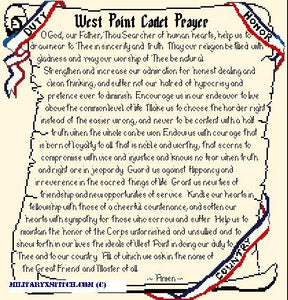 West Point Cadet Prayer Kit