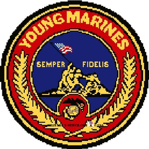 Young Marines Insignia