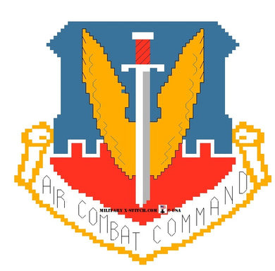 Air Combat Command (ACC) Insignia