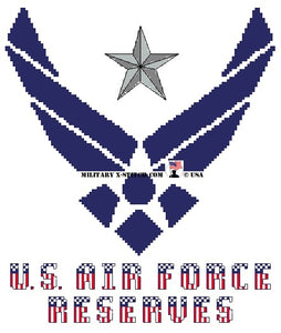 Air Force Reserves Logo PDF