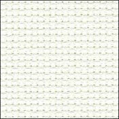Aida Cloth -antique white - 14 ct