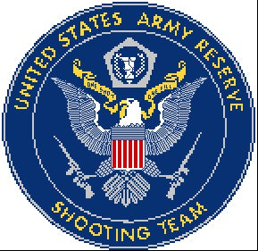 Army Reserve Shooting Team Insignia