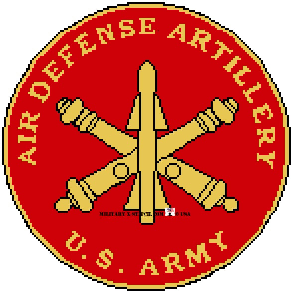 Air Defense Artillery (ADA) Branch Insignia PDF