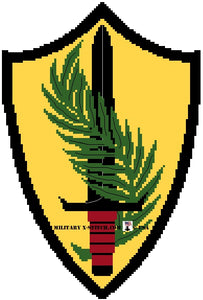 Central Command (CENT COM) Sleeve Insignia