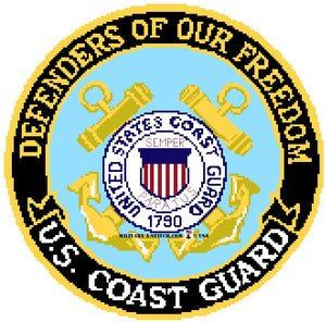 Coast Guard Emblem, Defenders of Our Freedom PDF