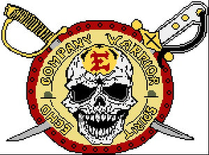 Echo Co. 2nd Recruit Training Battalion Insignia