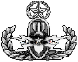 EOD Badge Insignia