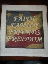 Faith Family Friends Freedom