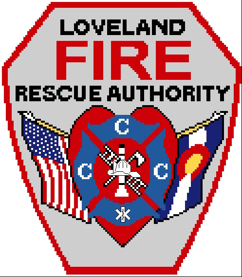 Loveland Fire Rescue Authority Insignia