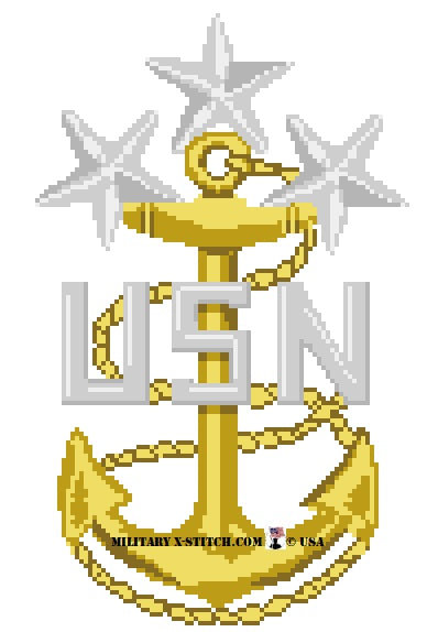 Master Chief Petty Officer of The Navy (MCPON) Cap, Collar Insignia PDF
