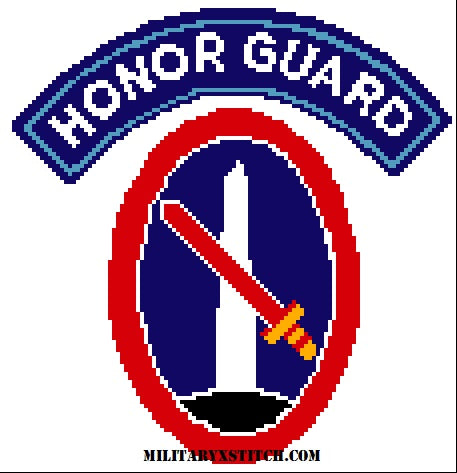 Infantry, 3rd Old Guard Insignia