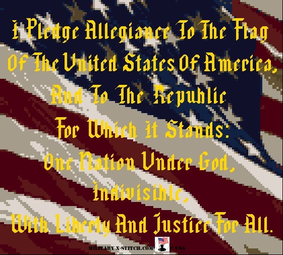 Pledge of Allegiance PDF