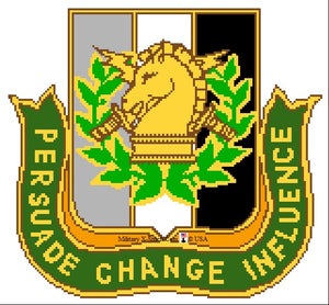 Army Psychological Regiment Insignia