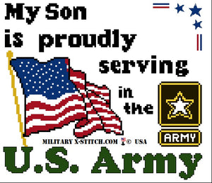 Proudly Serving Army