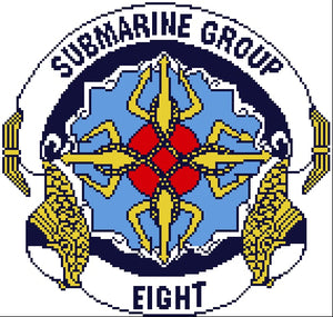 Submarine Group Eight Insignia