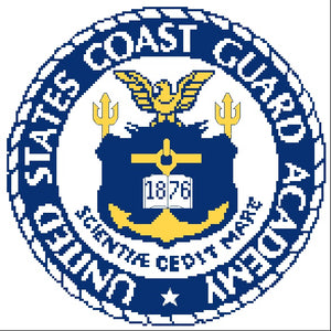 U.S. Coast Guard Academy Emblem