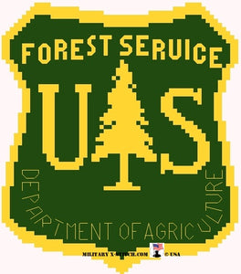 Forest Service Insignia