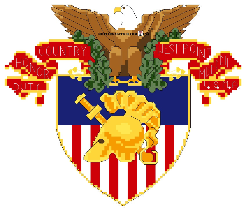 USMA West Point Crest