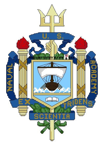 USNA Crest Color PDF