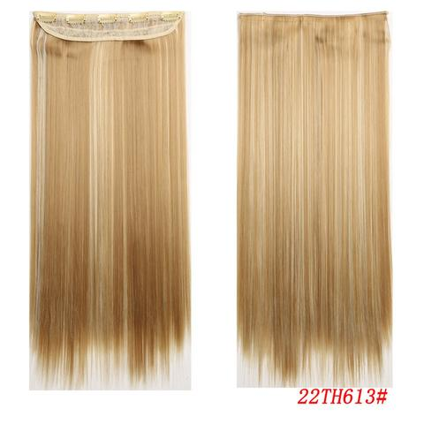 SYNTHETIC / BLEND CLIP IN HAIR EXTENSIONS