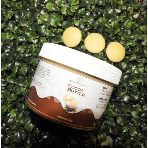 KOULY ORGANICS RAW COCOA BUTTER