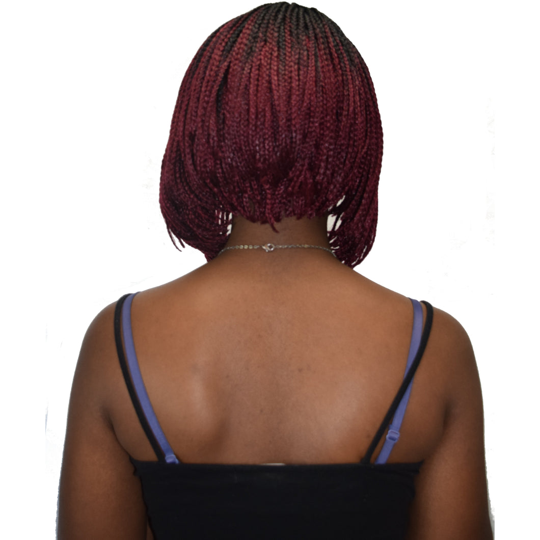 Lace Front Braid Bob 16