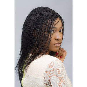 Million Twists Wig 12'' - Elegance24seven Hair