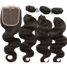 "Load image into Gallery viewer, 10A Grade (Bodywave) 160G 14"" - Elegance24seven Hair"