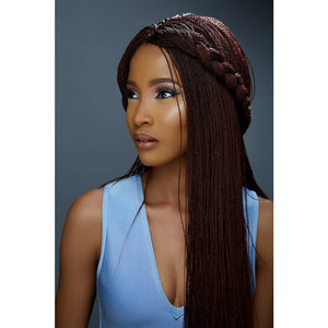 Micro Million Wig 26'' - Elegance24seven Hair