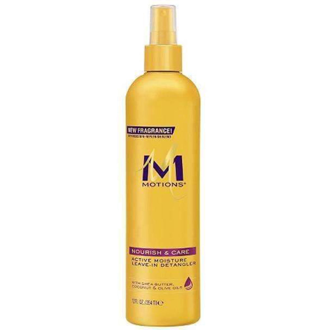 MOTIONS ACTIVE MOISTURE Leave In Conditioning Detangler (12oz)