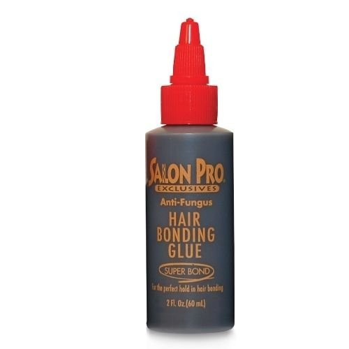 Salon pro Hair Bonding Glue Black (1oz) - Elegance24seven Hair