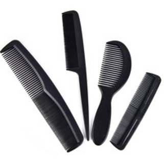 Comb Set 4pcs - Elegance24seven Hair