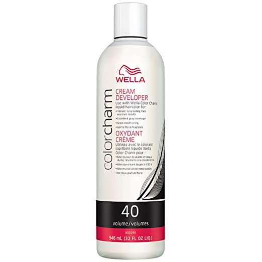 Wella Color Charm Creme Developer - Elegance24seven Hair