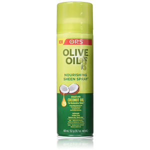 ORS Organic Root Olive Oil Sheen Spray - Coconut Oil (11.7 oz)