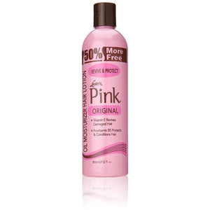 PINK Oil Moisturizer Hair Lotion [Original] - Bonus Size (12oz)