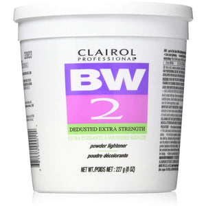Clairol BW2 Powder Lightener Tub (8oz) CLABW28 - Elegance24seven Hair