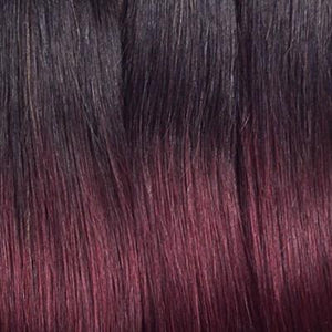 10A Grade OMBRE #T1/99J (Straight) - Elegance24seven Hair