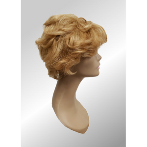 Amy Short Curly Human Hair Wig - Elegance24seven Hair