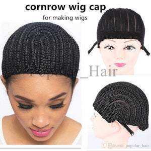 Braided Wig Cap - Elegance24seven Hair