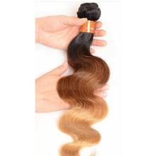 Load image into Gallery viewer, 10A Grade OMBRE 1B/4/27 (Body Wave) - Elegance24seven Hair