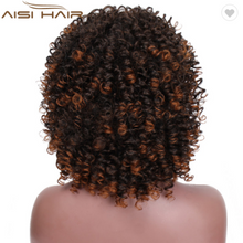 Load image into Gallery viewer, Long Kinky Curly Wigs WS707 - Elegance24seven Hair